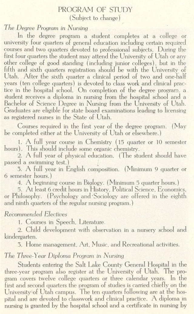 School of Nursing p7 program of study cropped