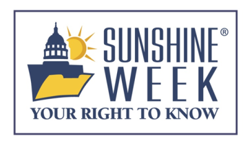 sunshine week logo