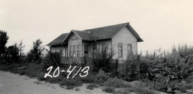 3500 West 9000 South, circa 1949.
