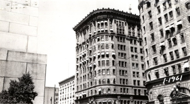Boston Building, circa 1940.