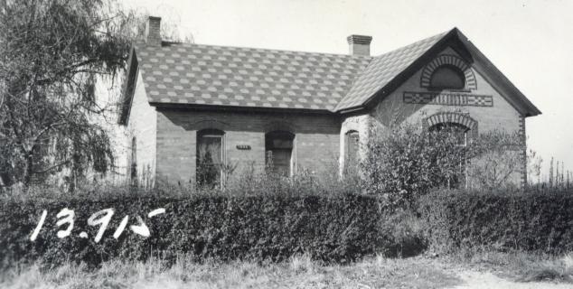 3606 South 700 East. Photo taken in 1934.