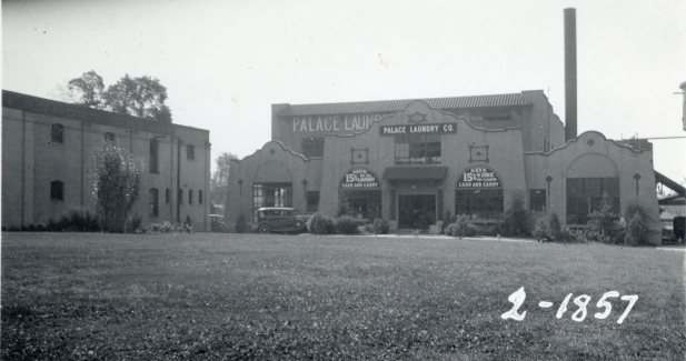 758 East 400 South, Palace Laundry Parcel No. 2-1857  1936