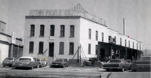 Utah Pickle Company in 1977.