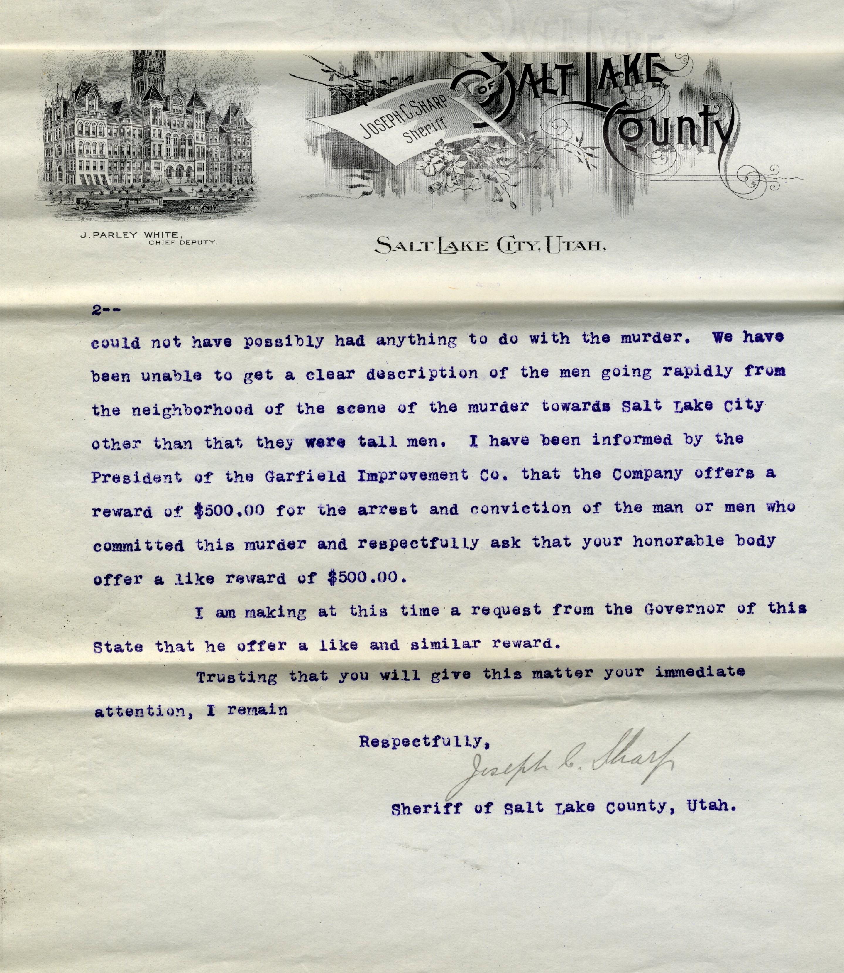 Salt Lake County Commission | Salt Lake County Archives