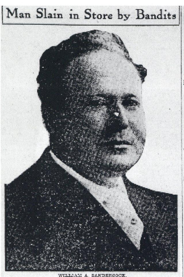 William Sandercock