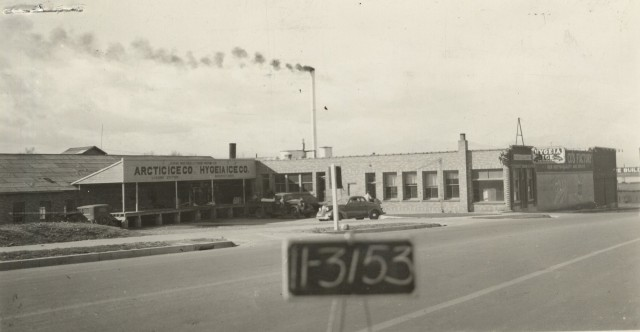 Hygeia Ice Company, circa 1937. Salt Lake County Tax Appraisal Photographs, serial 13-3035.