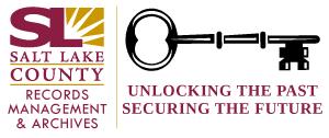 Salt Lake County Archives Logo